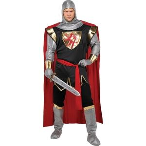 Other - New Brave Crusader Adult Plus Costume